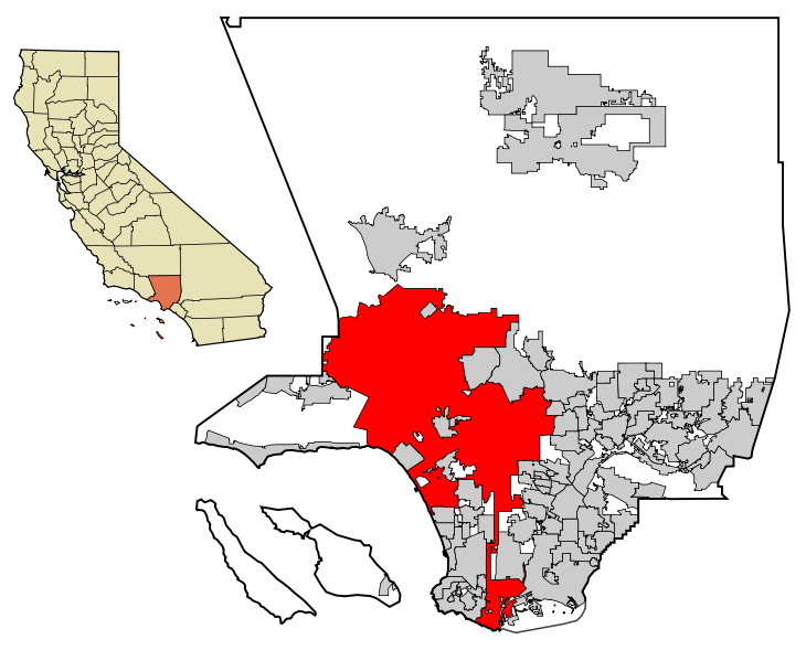File:LA County Incorporated Areas Los Angeles highlighted svg.png