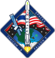 Thaicom-8-mission-logo-SpaceX-image-posted-on-SpaceFlight-Insider.png