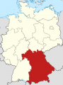 Locator map Bavaria in Germany svg.png