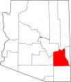 Map of Arizona highlighting Graham County svg.png