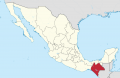 Chiapas in Mexico 28location map scheme29 svg.png