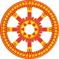Dhamma Cakra (red) svg.png