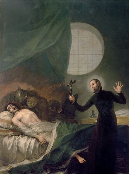 File:St. Francis Borgia Helping a Dying Impenitent by Goya.jpg