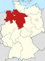 Locator map Lower-Saxony in Germany svg.png