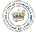 City of Pasadena2C California2C seal.png