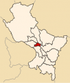 Location of the province Cusco in Cusco svg.png